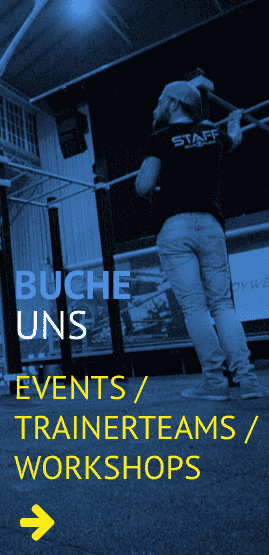 Team Alpha Bar für Events, Workshops, Trainerteams buchen